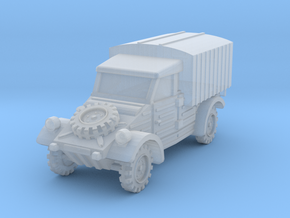 Kubelwagen Type 28 1/220 in Smooth Fine Detail Plastic