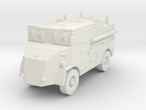 AEC Dorchester 4x4 LP early 1/144 in White Natural Versatile Plastic