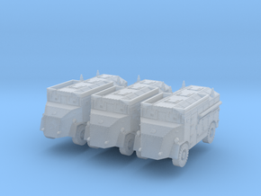 AEC Dorchester 4x4 LP early (x3) 1/200 in Smooth Fine Detail Plastic