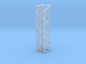 Light Tower Middle 1-87 HO Scale in Smooth Fine Detail Plastic