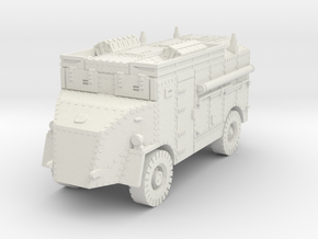 AEC Dorchester 4x4 Max 1/87 in White Natural Versatile Plastic