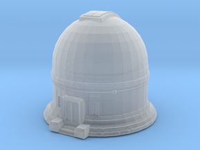 Observatory 1/1000 in Smooth Fine Detail Plastic