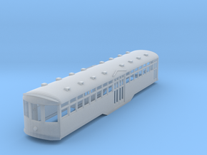 """Pacific Electric Class 600 """"Hollywood"""" Car in Smooth Fine Detail Plastic"""