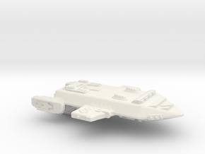 3788 Scale Orion X-Ship Heavy Cruiser (CX) CVN in White Natural Versatile Plastic