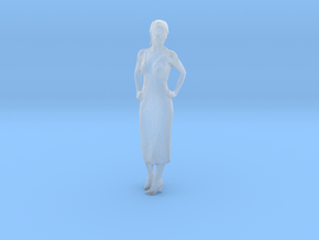 Printle C Femme 136 - 1/72 - wob in Smooth Fine Detail Plastic