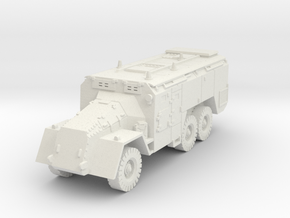 AEC Dorchester 6x6 LP 1/72 in White Natural Versatile Plastic
