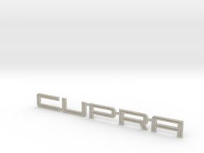CUPRA Logo for the lower grille in Natural Sandstone