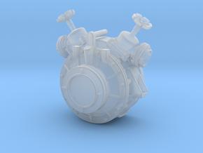 pump-6 in Smooth Fine Detail Plastic