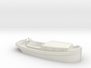 Tug small (opduwer) H0 in White Natural Versatile Plastic