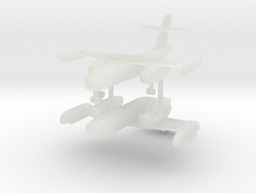 1/700 Dornier Do 31 VTOL (x2) in Smooth Fine Detail Plastic