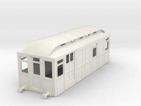b43-district-railway-electric-loco in White Natural Versatile Plastic