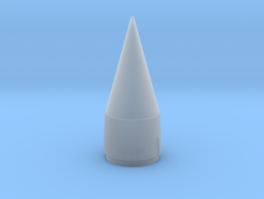 Atlas B Score Nosecone 1:72 V2 in Smoothest Fine Detail Plastic