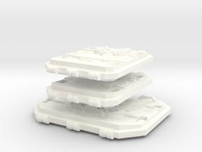 Sanguine Seraphim Repulsor Hatches spure in White Processed Versatile Plastic