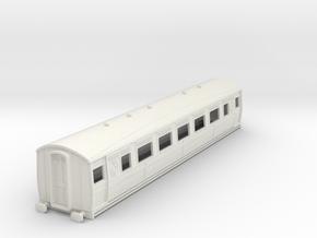 0-100-ltsr-ealing-3rd-class-coach in White Natural Versatile Plastic