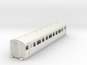 0-43-ltsr-ealing-composite-coach in White Natural Versatile Plastic