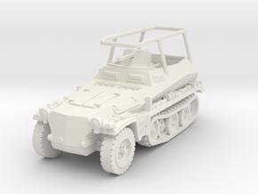 Sdkfz 250/3 A Greif 1/76 in White Natural Versatile Plastic