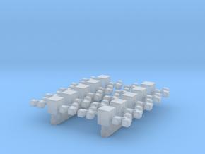 Lichtmast eingefahren - Version #3 - 10st in Smoothest Fine Detail Plastic