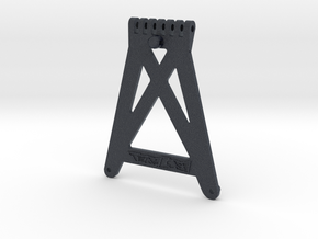 Losi XX and XX-T Front Chassis Stiffener A-4110 in Black PA12