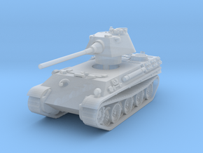 Panther F 1/200 in Smooth Fine Detail Plastic