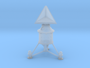Lost in Space Equipment - Communication Array - PL in Smooth Fine Detail Plastic