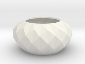 Orpheus in White Natural Versatile Plastic