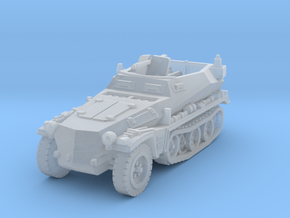 Sdkfz 250/5 A 1/220 in Smooth Fine Detail Plastic
