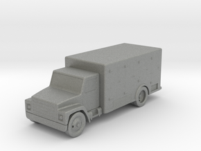 S Scale Ice Truck in Gray PA12