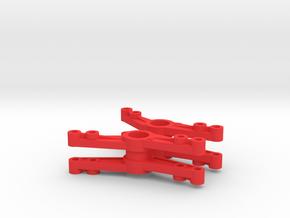 Tlt-1 Cantilever pair in Red Processed Versatile Plastic