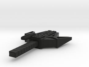 CW Menasor Hilt - Right Hand in Black Natural Versatile Plastic