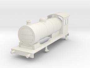 b32-lner-j27-loco-short-dome-short-chim in White Natural Versatile Plastic