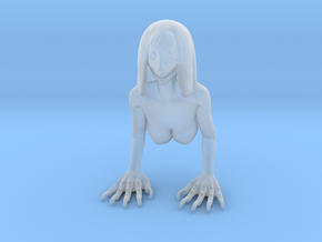 Momo 28mm miniature for games DnD rpg horror in Smooth Fine Detail Plastic