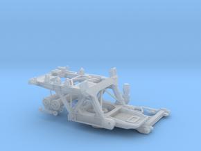 Turmdrehkran Kirow Rapid III-1 - Oberwagen und Win in Smoothest Fine Detail Plastic