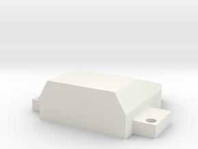 Grandus Head Top in White Natural Versatile Plastic