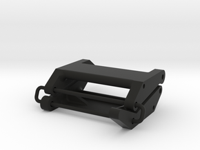 Tamiya 959 Lower rear arm set in Black Natural Versatile Plastic