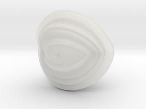 Eye Mini in Smooth Fine Detail Plastic