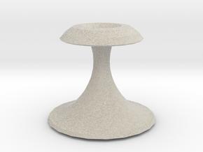 Mushroom UFO in Natural Sandstone