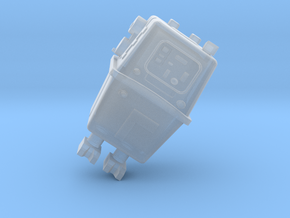 Gonk Power Droid Legion Scale in Smooth Fine Detail Plastic