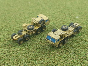 US HEMTT M983A2 Tractor 1/285 in Smooth Fine Detail Plastic