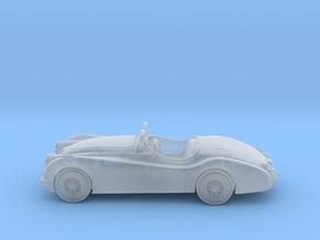 Jaguar XK 120 1950 1:160 N in Smooth Fine Detail Plastic