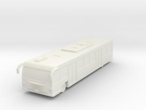 Airport Bus 1/220 in White Natural Versatile Plastic