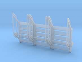 1:64 3x Stairs 5 in Smooth Fine Detail Plastic