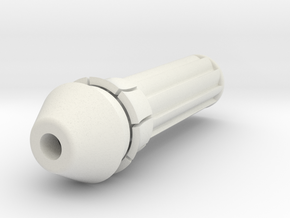 Torque Limiting Screwdriver - Center part in White Natural Versatile Plastic