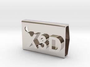 StampX3D in Platinum