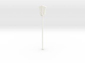 Chief Merlo's Staff in White Processed Versatile Plastic