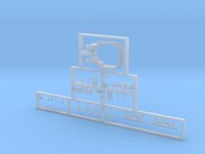 Scala N - FS E636.082 dettagli in Smoothest Fine Detail Plastic