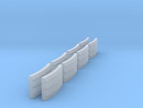 12-Upper radiator-SW in Smooth Fine Detail Plastic