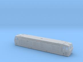 Scala N - N Scale - FS E652 - Italian Locomotive in Smooth Fine Detail Plastic