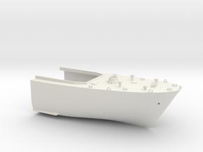 HMCS Kingston, Hull 2 of 2 (1:72) in White Natural Versatile Plastic