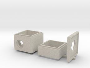 betonput 2020 1 50 in Natural Sandstone