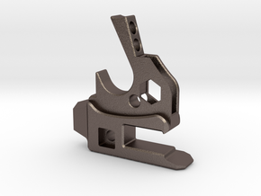 Leatherman Skeletool Rescue Hammer in Polished Bronzed-Silver Steel